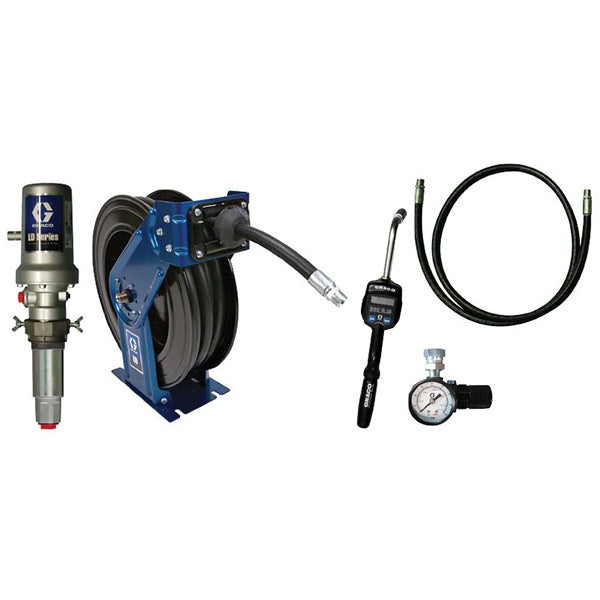 5:1 LD Pump Package with 50' Reel (Manual)