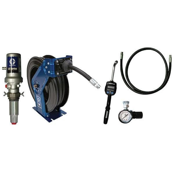 3:1 LD Pump Package with 75' Reel (Preset)