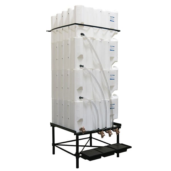 130 Gallon Tote-A-Lube Gravity Feed Systems