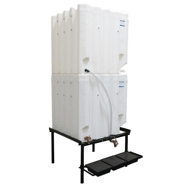 240 gallon oil storage tank