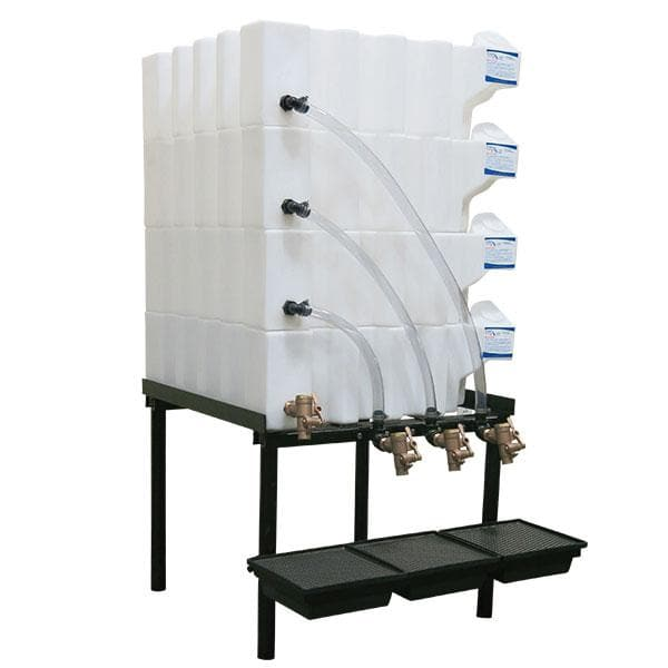 35 gallon oil storage tank