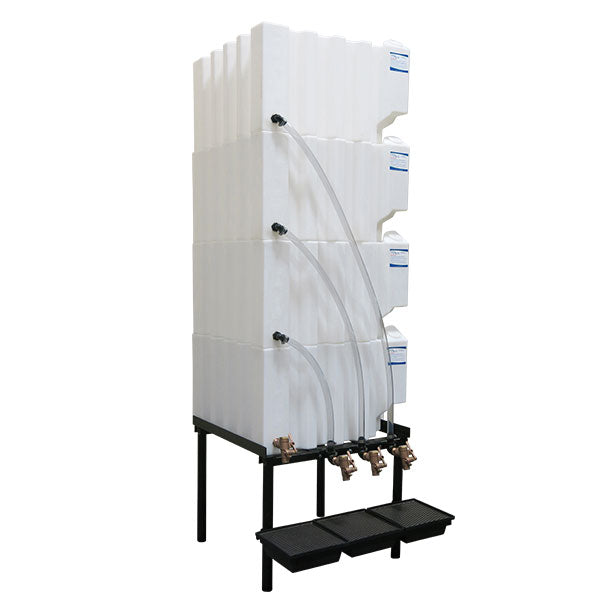 70 gallon oil storage tank