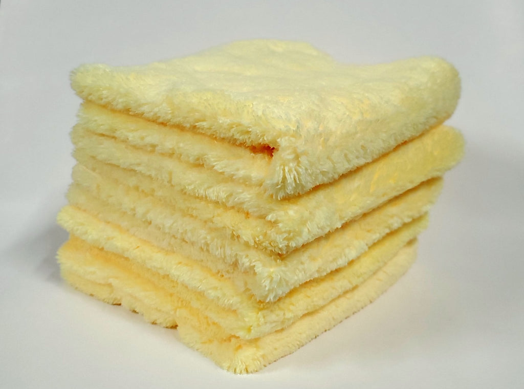 yellow jack towel