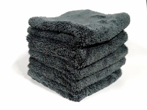 dark green microfiber jack towels, 5 pack