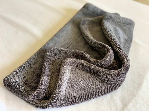 best drying edgeless microfiber towel