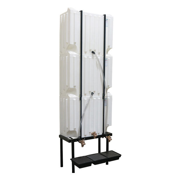 71 Gallon Wall-Stacker Gravity Feed Systems