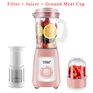 Original Portable Electric Juicer 1000ML Wireless Automatic Multipurpose Mini Rechargable Juice Cup Blender Cut Mixer