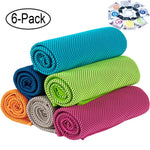 Instant Cooling Towels | Ice Towels for Sports