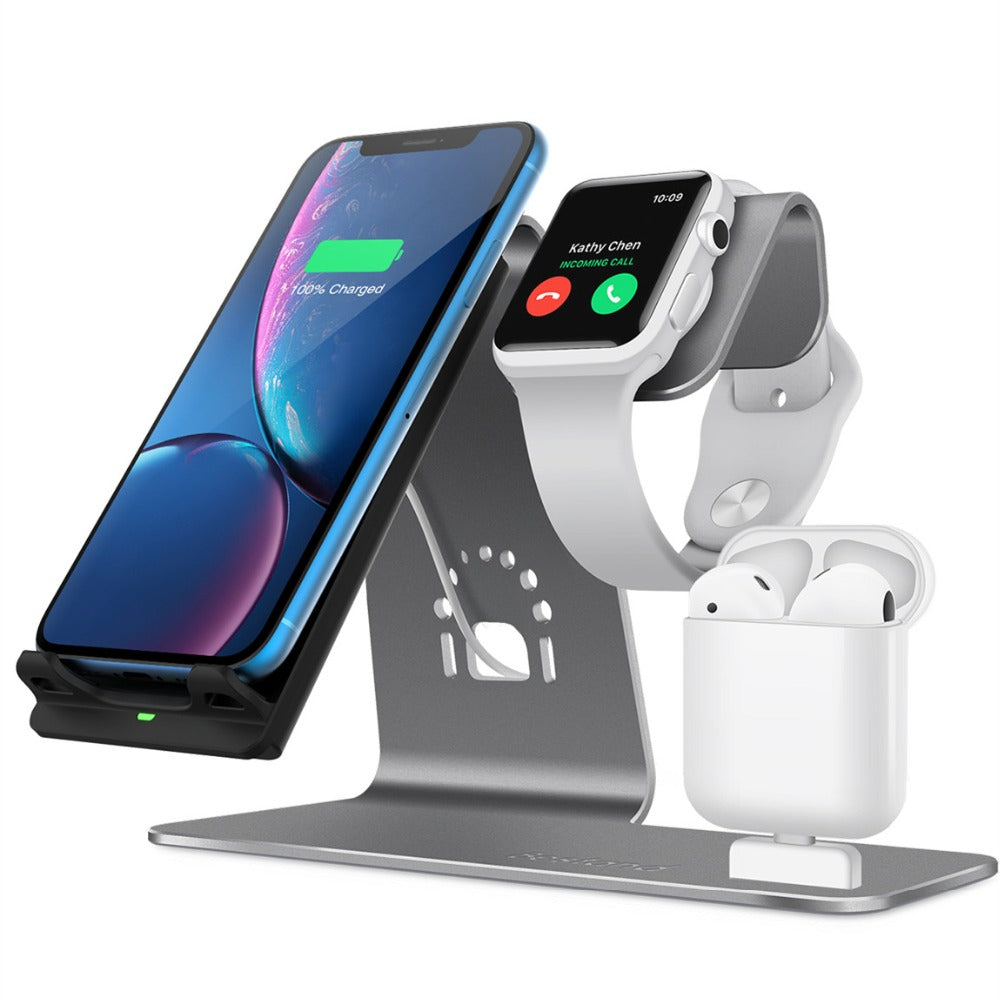 Wireless Charging Station | Qi Fast Wireless Charger