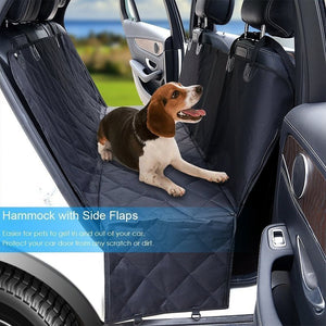 Dog Backseat Cover for Cars