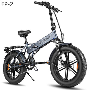 Electric bike 20*4.0 inch Folding Powerful electric Bicycle 500W 48V12.5A Battery Mountain e bike Cycling Electric Snow e bike