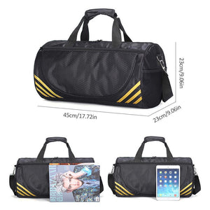 Quality made duffel bag
