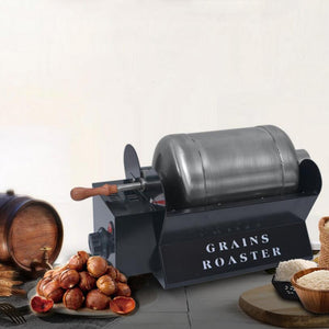 Electric Coffee Beans Home Coffee Roaster Machine Roasting Sesame Peanut Melon Seeds Baking Tools Grain Drying