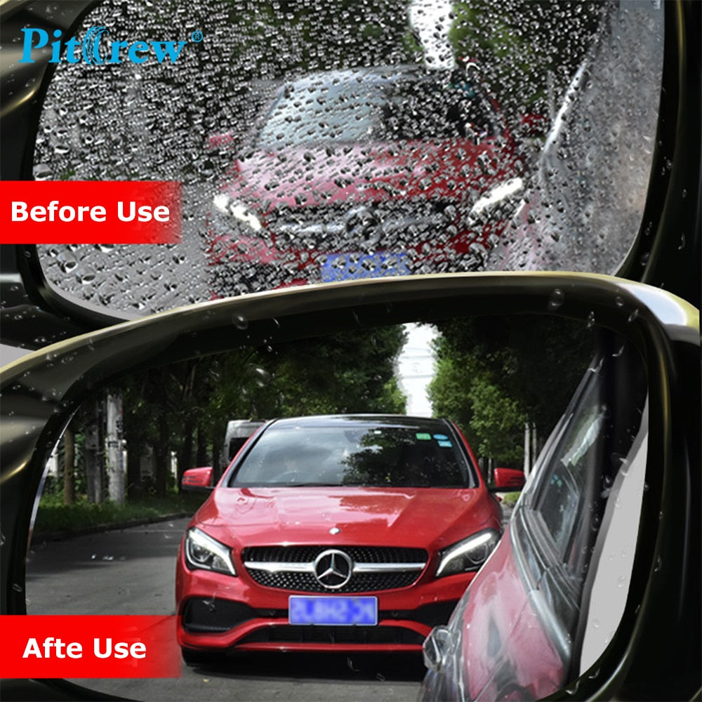 Anti Fog Car Rearview Mirror Film | Car Window Mirror Protective Waterproof Film