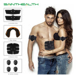 Fitness Abs Trainer Belt | Abdominal muscle paste