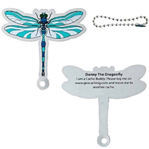 Trackable - Danny the Dragonfly