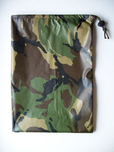 Camouflaged Bag - Large