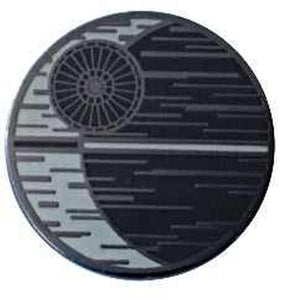 Cache Wars Micro Geocoin - Dark Star