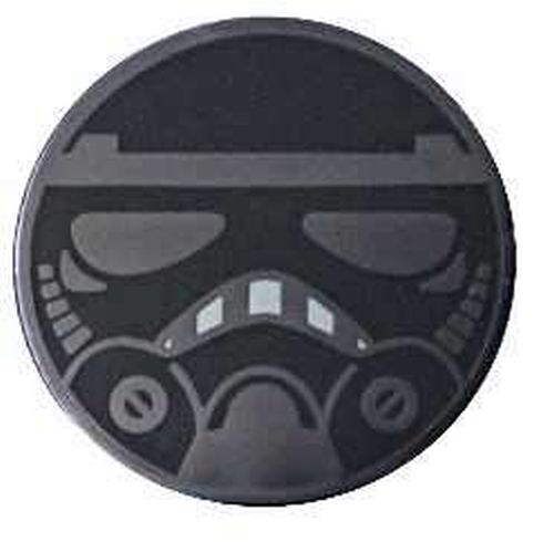 Cache Wars Micro Geocoin - Doom Trooper