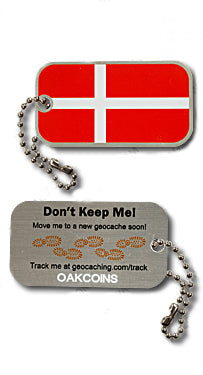 Flag Tag - Denmark