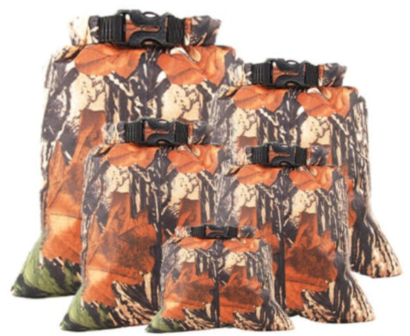 Waterproof Dry Bag - LEAVES - Various Sizes