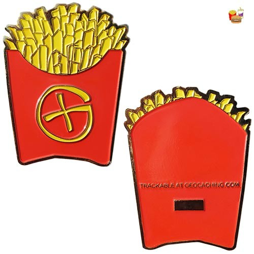 Fast Food - Gold - Fries