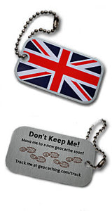 Flag Tag - UK