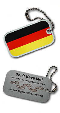 Flag Tag - Germany