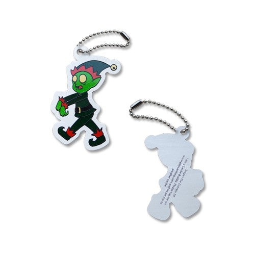 Trackable - Jingles the Zombie Elf