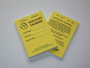 Logbook - LARGE - YELLOW