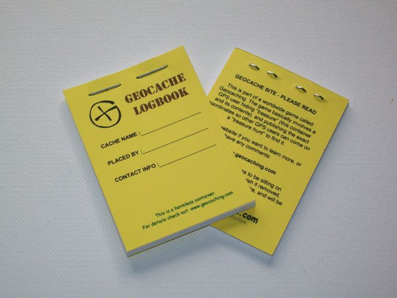 Logbook - MEDIUM - YELLOW
