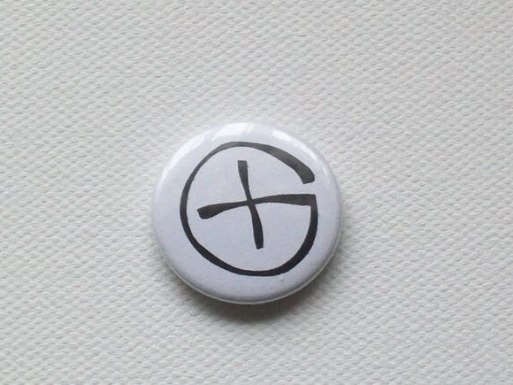 Badge - 25mm - Logo