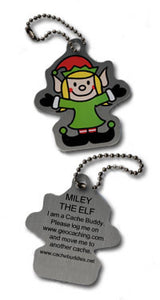 Trackable - Miley the Elf