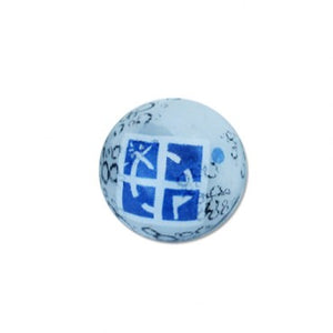 Geocaching Logo Marble - Moon