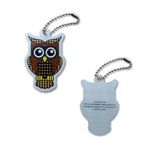 Trackable - Hooty the Owl