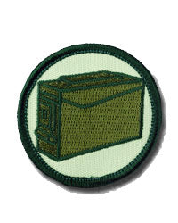 Patch - Ammo Can - 2 inch