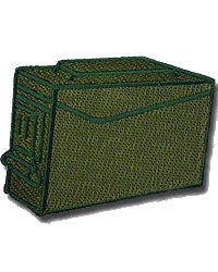 Patch - Ammo Can - 3 inch
