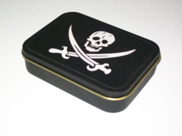 Pirate Stash Tin