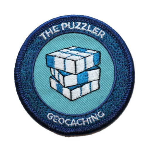 7 Souvenirs Patch - The Puzzler