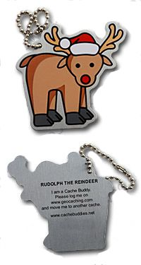 Trackable - Rudolph the Reindeer