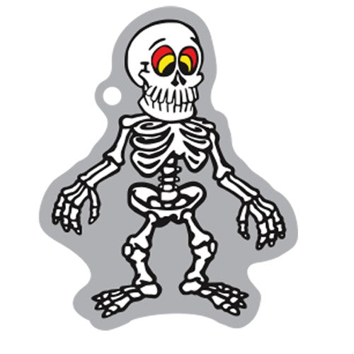 Trackable - Shakes The Skeleton