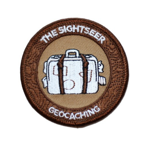 7 Souvenirs Patch - The Sightseer