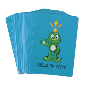 Playing Cards- Signal the Frog®