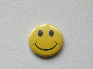 Badge - 25mm - Smiley