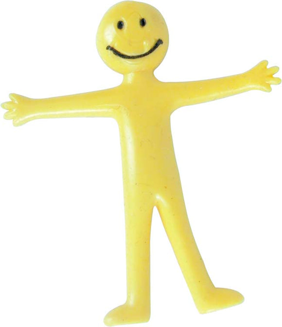 Stretch Smiley Man