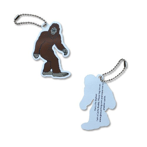 Trackable - Harry the Bigfoot