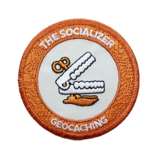 7 Souvenirs Patch - The Socializer