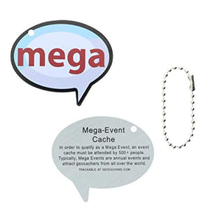Trackable - Mega