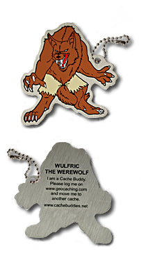 Trackable - Wulfric the Werewolf