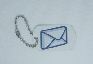 Travel Tag - Letterbox